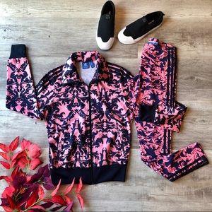 Adidas Originals Firebird Outfit